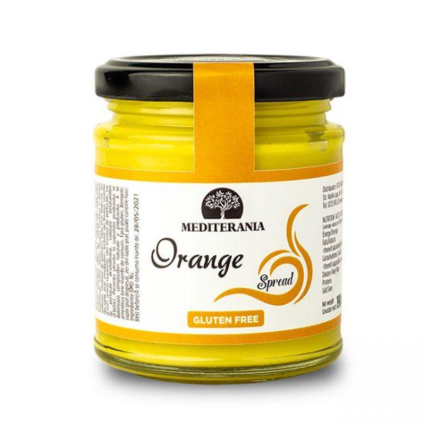 Crema de portocale