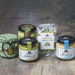 Pachet cadou pistachio almond