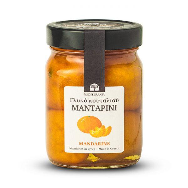 Dulceata mandarine Grecia