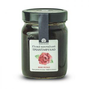 Dulceata petale trandafir Grecia