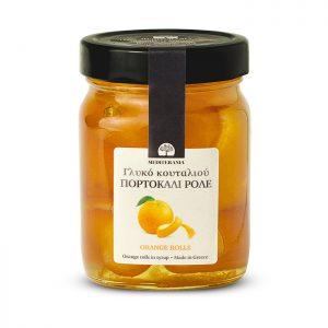 Dulceata portocale Grecia