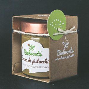 Crema de fistic organica